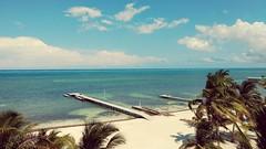 Beach Life.   #belize #cayecaulker #holiday #vacation #beach #chill