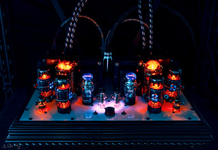 Beautiful and pure sound - ultimate tube amplifier