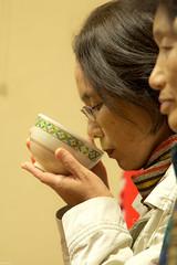 contemplate (Andi [アンデイ]) Tags: kurumidani japan kyoto kyotango mountain village rural ruraljapan nature people forest tea greentea macha food photography