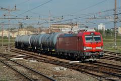 DB CARGO ITALIA (Giovanni Grasso 71) Tags: db cargo italia nikon d610 giovanni grasso e191 siemens vectron alessandria smistamento