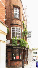 Ye Olde Cheshire Cheese (}{enry) Tags: london pub dickens