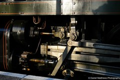 Valvegear (Daniel Matthews Photography) Tags: 34046 braunton 34052 lord dowdning bulleid southern railway west country light pacific rebuilt british railways preston park station coast company wcrc