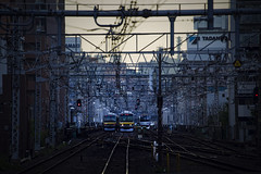 Tokyo 4188 (tokyoform) Tags: tokyo tokio 東京 日本 tokyoform chrisjongkind japão japón giappone nhậtbản tóquio токио япония اليابان طوكيو जापान टोक्यो โตเกียว 도쿄 일본 ญี่ปุ่น japanese asia asian japan city город مدينة 都市 도시 ciudad cidade ville stadt urban เมือง train 電車 railway रेलवे железнодорожный поезд سكةحديدية قطار rapidtransit masstransit transit publictransit транзит vậnchuyểnnhanh tránsito tránsitorápido 大量輸送 运输 subway tàuđiệnngầm मेट्रो metro 地铁 地下鉄 метро 亀戸 kameido 総武緩行線 sobu line