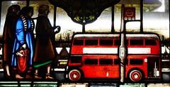 Christ Church, Southwark: stained glass window (John Steedman) Tags: window stainedglasswindow christchurch southwark london uk unitedkingdom england イングランド 英格兰 greatbritain grandebretagne grossbritannien 大不列顛島 グレートブリテン島 英國 イギリス ロンドン 伦敦