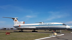 Tupolev Tu.154B c/n 75A131 Aeroflot registration CCCP-85131 (Erwin's photo's) Tags: museum aviation krivyi rih krivoj rog kriviy rig ukraine university tupolev tu154b cn 75a131 aeroflot registration cccp85131 tu154 tu 154 preserved aircraft