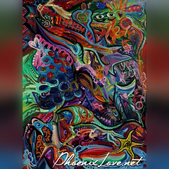 Peacock Paradise Collab (MattCrux) Tags: peacocks peacockfeather starburst starboy starlight colorfulworld expressive artgram artporn paintjob painterslife paintmixing paintingwithatwist abstracts abstracto abstractphoto abstractobsession abstractarts abstractartwork creativelife creativework creativemind colorist colorpop colorworld expressgram illustrationart artistry artistique