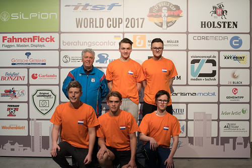 Team Netherlands Juniors
