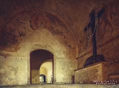 Izamal 3522 ch (Emilio Segura López) Tags: iglesia capilla convento conventofranciscano cruz arco izamal yucatán méxico