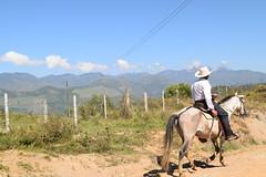 Cabalgando (paopradar) Tags: paisaje landscape nature naturaleza caballo cabalgata jinete transporte hourse guadalupe santander colombia
