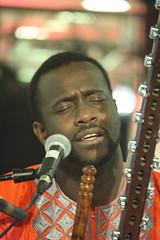 Sura Susso (2017) 04 (KM's Live Music shots) Tags: worldmusic thegambia mandinka traditionalmandinkamusic surasusso fridaytonic southbankcentre