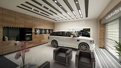 Car Showroom Cleaning (carlhemsworth) Tags: car showroom cleaning