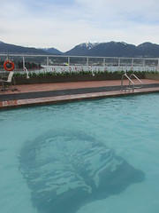 Pan Pacific Vancouver Pool Hotel Scoop (Nancy D. Brown) Tags: panpacificvancouver pool hotel vancouver canada hotelscoop
