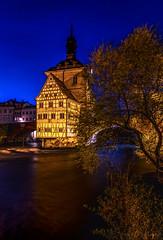 Bamberg - blaue Stunde (ursus68) Tags: bamberg fotogruppe fotogruppebadstaffelstein franken heimat oberfranken