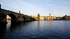 Charles Bridge, Prague (kalakeli) Tags: karlůvmost karlsbrücke charlesbridge moldau prag praha prague march märz 2017 wasser water river fluss flüsse