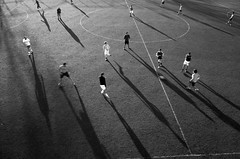 Soccer Shadows III (Joe Josephs: 3,122,834 views - thank you) Tags: nyc newyorkcity travel travelphotography joejosephs outdoorphotography photojournalism â©joejosephs2017 ©joejosephs2017 blackandwhitephotography blackandwhite parks urbanparks sports soccer football games activelifestyle riversidepark
