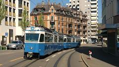 Tram Museum Zürich - Fotofahrt 4. April 2017 (hrs51) Tags: tram museum zürich zurich hans rudolf stoll hansrudolf hansruedi mirage be 46 fotofahrt oerlikon strassenbahn streetcar tramway