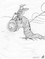 Jinete Fremen (alberto.silva!) Tags: dune fremen jinete gusano worm