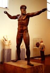 Atene - Museo archeologico nazionale (ikimuled) Tags: atene athens museoarcheologiconazionale diapo slides kodakelite