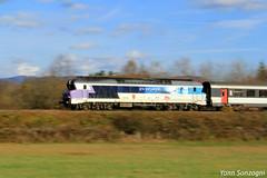 Flou filé de CC 72100 (Lion de Belfort) Tags: train chemin de fer sncf intercités cc 72100 72172 corail errevet ligne 4