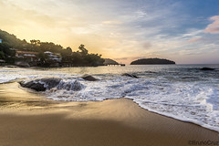 Easter Holiday as it should be (shooterb9) Tags: beach sunrise early brasil brazil mangaratiba rj riodejaneiro angradosreis angra rocks movement outdoor brasilemimagens