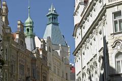 beautiful Prague (kalakeli) Tags: facades fassaden impressionen impressions jaroměř josefov josefstadt prageraltstadt oldtown altstadt prag prague praha march märz 2017
