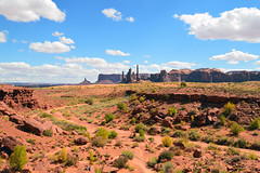 Monument Valley 4 (Isabel-Valero) Tags: monument vallley utah travel usa america united states landscape red nature desert paisaje cañón