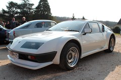 Alpine Renault A310 V6 Kit GT (seb !!!) Tags: 2017 auto automobile automovel automovil automobil berlinette coupé coach fastback canon 1100d cars anciennes ancienne old oldtimers youngtimers populaire seb france salon français voiture wagen breuilpont française french französisch frankreich francia frança francese francês francés photo picture foto image bild imagen imagem blanc blanche white blanco branco bianco weiss classique classic klassic