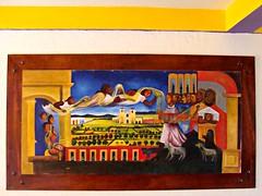 Magic Carpet Ride (knightbefore_99) Tags: art painting dog perro magic carpet ride rincon guayabitos colour nayarit awesome mexico mexican fly sky cool