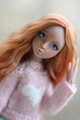 IMG_5705 (Cleo6666) Tags: lana lillycat cerisedolls marron glacé bjd doll chibbi