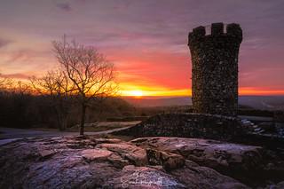 Castle Craig Sunrise*