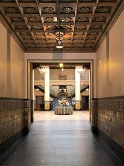 Cactus Hotel in San Angelo, Texas (Diann Bayes) Tags: sanangelo texas cactushotel conradhilton hotel hilton