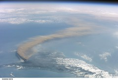 Archive: Mt. Etna (NASA, International Space Station, 10/30/02)