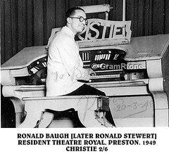 Ronald Baugh (gramrfone) Tags: cinema theatre organists