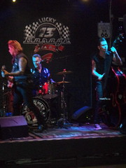 DSC03450 (odeliagardens) Tags: river big garage australia melbourne lucky rockabilly trio bec 13 moorabbin rockadees