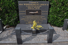 12th July 2013 Deenthorpe (jancruick) Tags: memorial group july 12th usaf bombardment 2013 401st deenthorpe