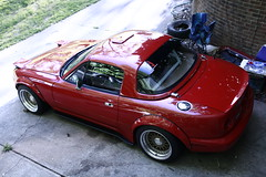 1990 Mazda Miata (Ryan.C.Davis) Tags: red wheel truck canon project gold drive 1 zoom charlotte mark g garage group version mirrors northcarolina 15 rubber gas safety turbo ii buy trunk precision 5d clutch mm piece build mazda ok goodrich ltd miata bbs bf act 1990 rivals taillights lid s800 rm vary 2014 16l marsred pte 35mmf14 projectg clubroadster rev9 1990mazdamiata revlimiter 15x9 deatschwerks canon5dmarkii 2254515 stancecoilovers autokonexion miataroadster whiterollbar fusers rlip topmiata subaruspeccroofvent miatagram autokonextion
