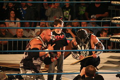 Bully Ray & Willow (Jeff Hardy)