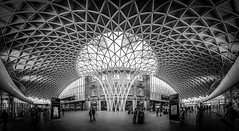 King's Cross (80D-Ray) Tags: london station architecture kingscross