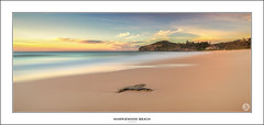 Warriewood Beach (John_Armytage) Tags: longexposure clouds sunrise dawn australia nsw warriewood leefilters warriewoodbeach sigma35mmf14 canon5d3 johnarmytage littlestopper