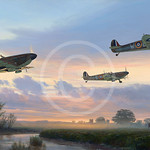 Spitfire Dawn