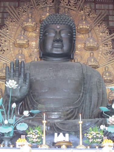 Grand Bouddha, Nara, Japon
