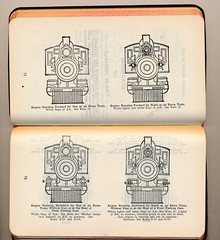 Western Pacific Operating Rules 1924 (Mark Vogel) Tags: railroad train eisenbahn railway rules wp signal signaux chemindefer westernpacific signale rulebook markerlight operatingrules signalchart signaldiagram signalaspects signalbilder lanternsignals lampsignals locomotivesignals