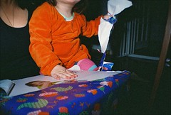 (golfpunkgirl) Tags: birthday girl ava lomo lomography january 30th 2yearsold 2014 lasardina