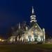 La mise en lumière de l'église de Saint-Augustin-de-Desmaures