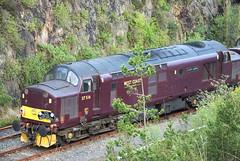 Royal Scotsman (Mrtainn) Tags: train scotland highlands alba eisenbahn railway escocia alban szkocja esccia schottland westerross schotland ferrovia ecosse lochalsh spoorweg scozia rheilffordd skottland chemindefer rossshire skotlanti skotland kyleoflochalsh henthouarn trenbide broskos royalscotsman caollochaillse  esccia skcia albain iskoya   lochaillse ferrocarri gidhealtachd rathadiarainn taobhsiarrois siorramachdrois scoia tran esturraz