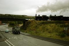 PBR 21050colmod (kgvuk) Tags: trains pbr locomotive railways steamtrain steamlocomotive superd blaenavon 1054 lnwr 080 pontypoolblaenavonrailway 49395 58926 062t coaltank londonandnorthwesternrailway