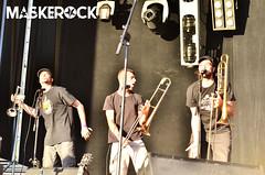 La Gossa Sorda # Viña Rock 2014