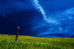 Open Space (Abel AP) Tags: california sky usa nature grass clouds canon landscape fremont bayarea marker grassland missionpeak fremontca eastbayregionalparkdistrict missionpeakregionalpreserve ebparksokay eosrebelt3i abelalcantarphotography
