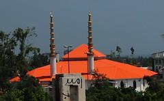 Mosque in Ramsar