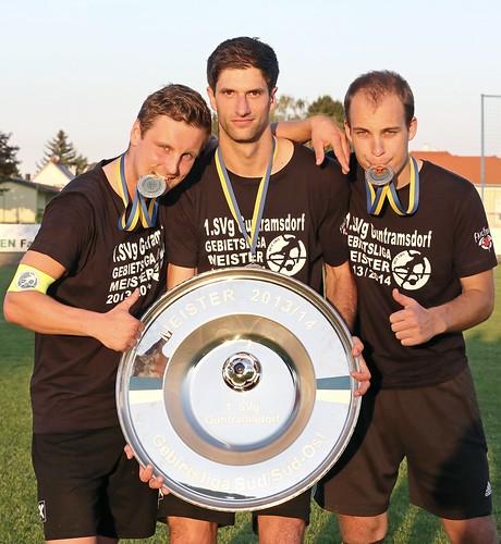 2014-06-07 SVg Guntramsdorf - Kampfmannschaft Meisterfeier 0068
